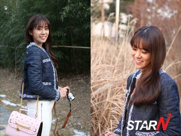「女人漫畫皮鞋」韓昇延,第一次約會現場「害羞的微笑」引人矚目