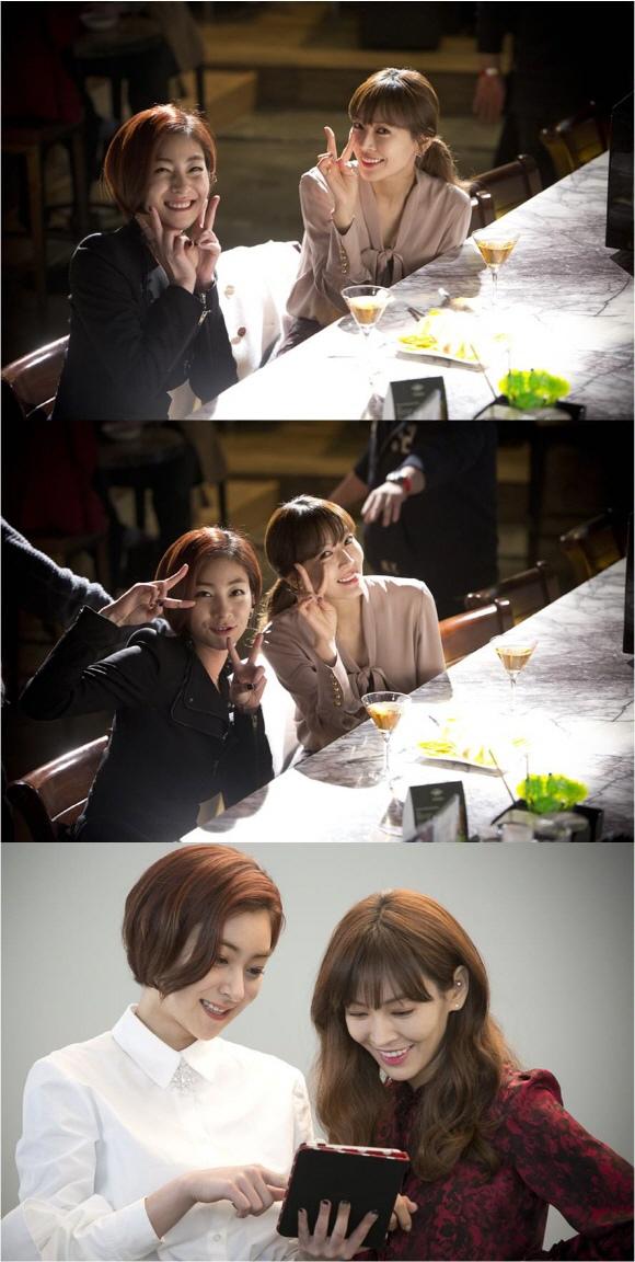 「需要浪漫3」金素妍-王智媛 反轉,鏡頭外 至親模式