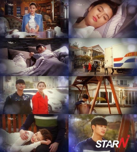 「來自星星的你」結尾故事,導演版 公開..幸福的千都情侶「幸福結局」