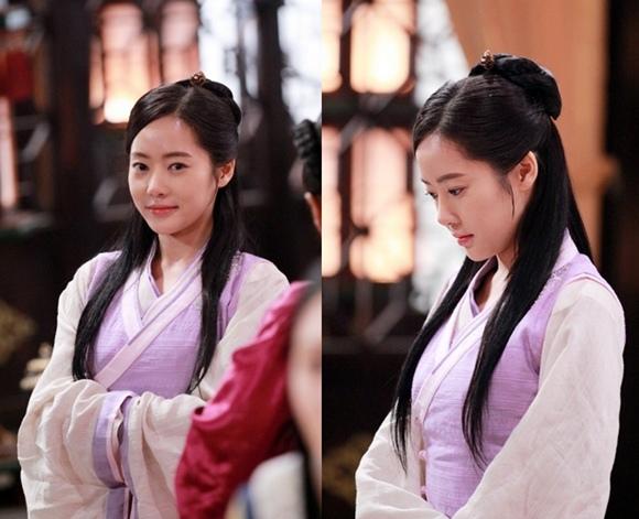 「奇皇后」尹兒貞 連續劇外截然不同的清純花絮照公開