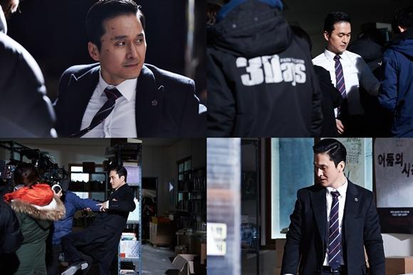 張鉉誠,「Three Days」拍攝現場幕後花絮照公開「領袖魅力釋放」