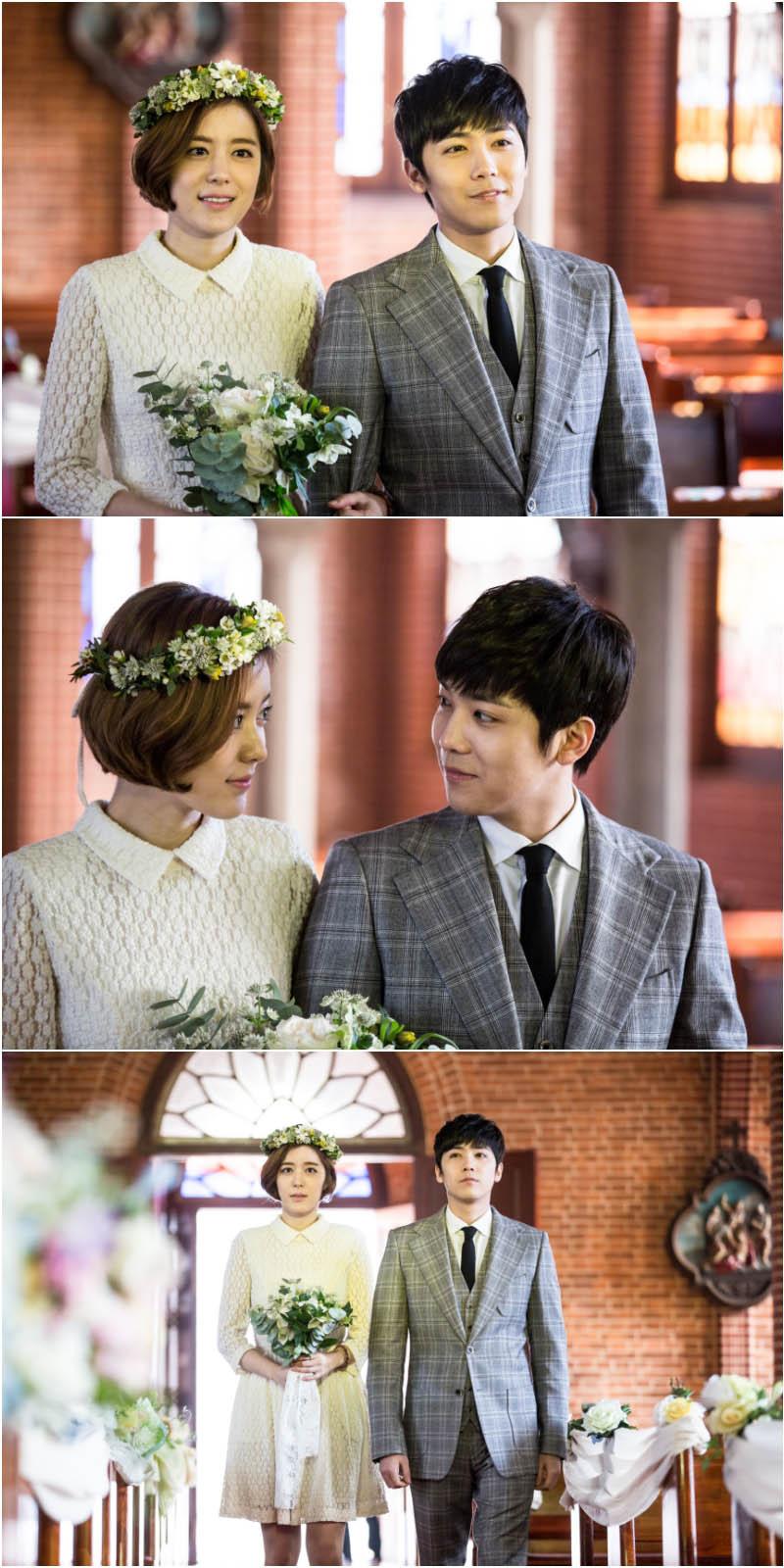 《百年的新娘》新劇透照 崔姜洙羅鬥琳甜蜜成婚_1