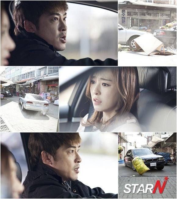 「Big Man」姜至奐-李多熙,捨命的追擊戲公開「期待UP」