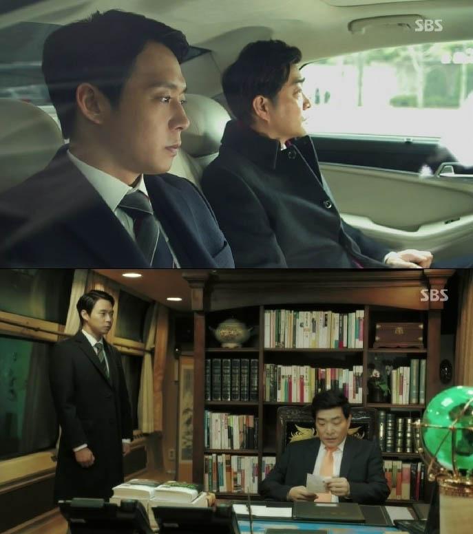《Three Days》孫賢周、朴有天默契展「男男化學」作用 _1