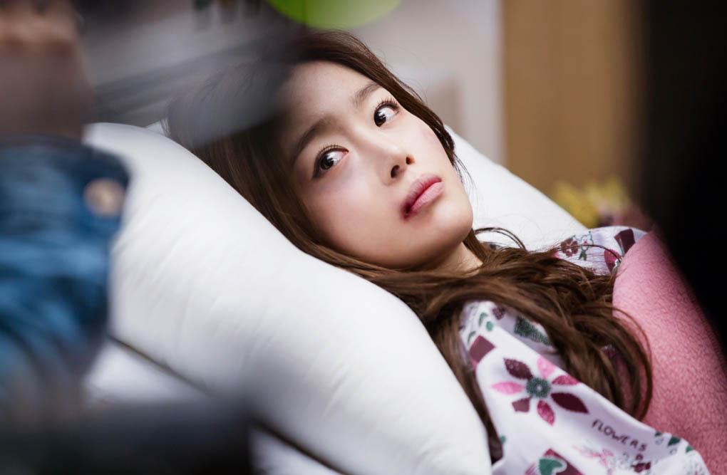 《神的禮物-14天》釋出劇照 韓善花臉部淤青受傷入院 _1