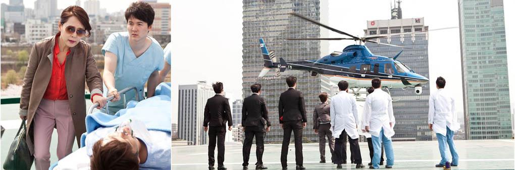 《Big Man》公開劇照 崔丹尼爾被抬上直升機 _2