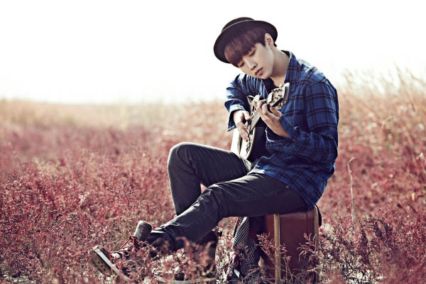 B1A4燦多演唱《神的禮物》OST《因為傷痛》 全力助陣BARO