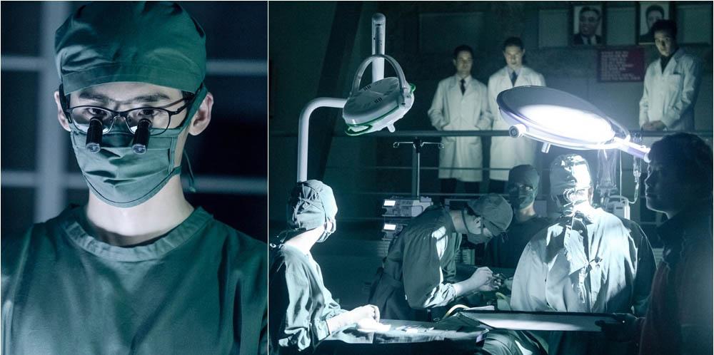 《Dr. 異鄉人》李鐘碩手術服「血淋淋」眼神悲壯 _1
