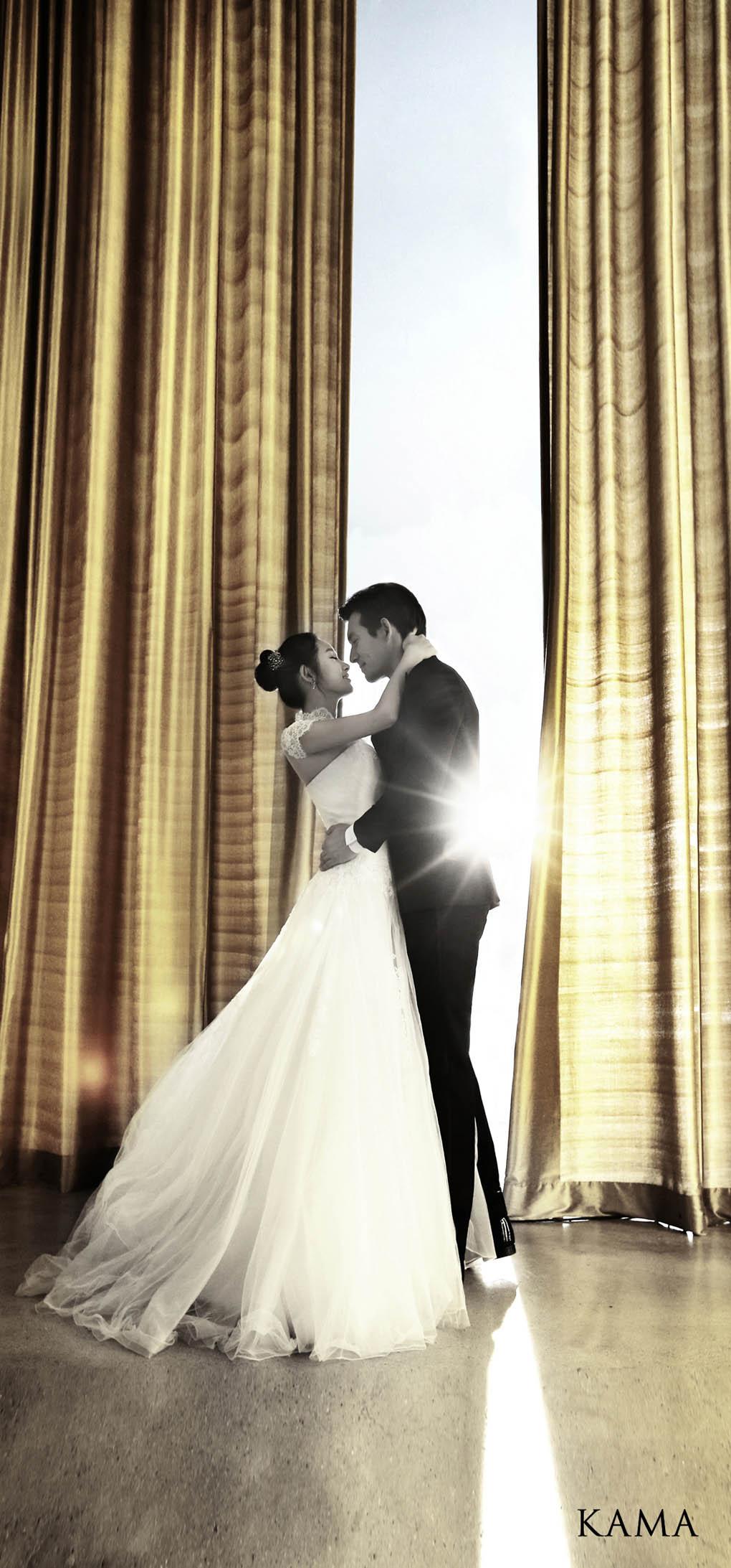 吳志浩公開婚紗照 幸福之情溢於言表_2