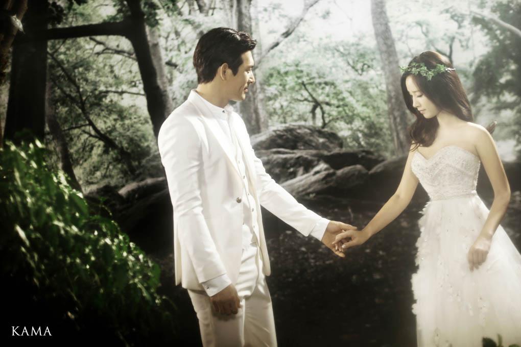 吳志浩公開婚紗照 幸福之情溢於言表_6