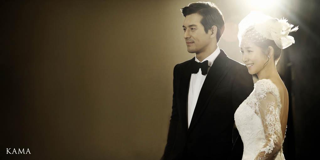 吳志浩公開婚紗照 幸福之情溢於言表_3