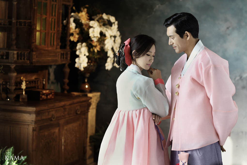 吳志浩公開婚紗照 幸福之情溢於言表_1