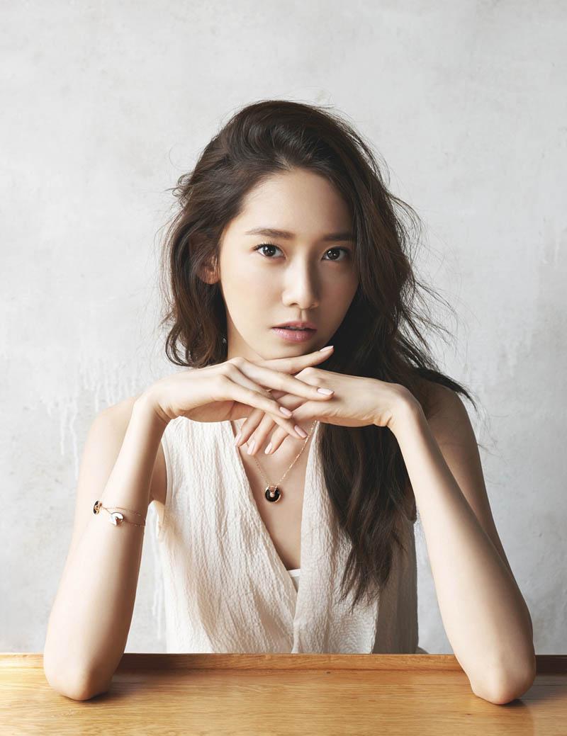 少女時代潤娥拍珠寶寫真 眼神挑逗媚惑人