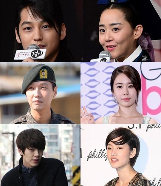 5月韓娛樂圈盡吹散夥風 兩日三對情侶分手