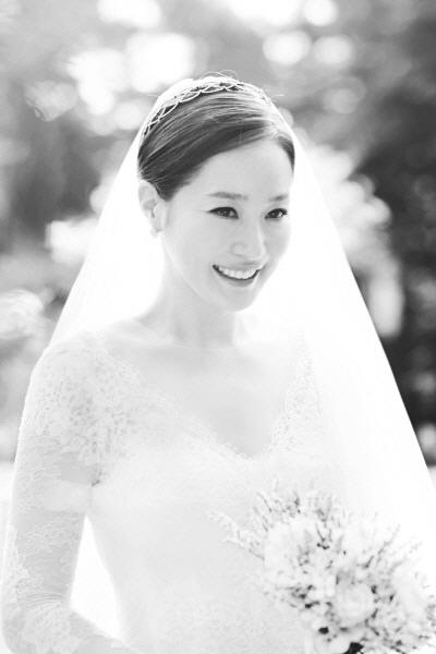 5月新娘嚴誌媛艷壓群芳_1
