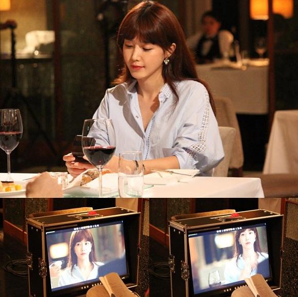 「改過遷善」蔡貞安,拍攝現場公開「鏡頭裏的我」