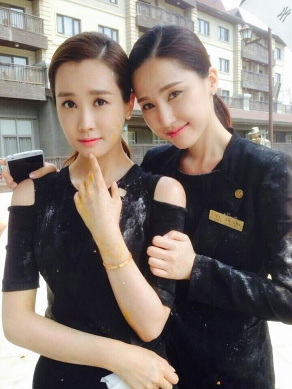 「Hotel King」李多海-孔賢珠 美女的合照格外惹人注目