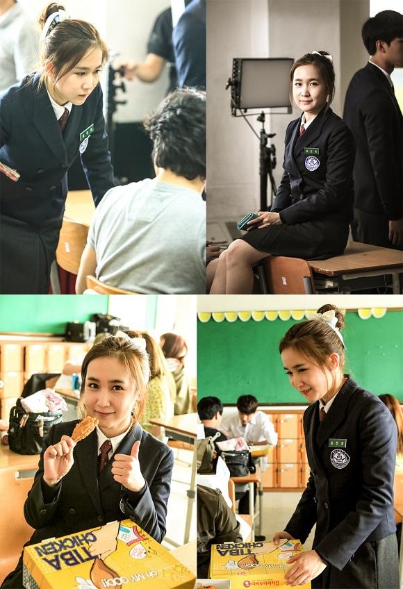 Crayon Pop ChoA,出演「High School」挑戰演技「好奇」