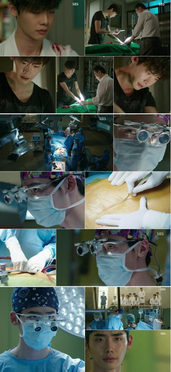 「異鄉人醫生」李鐘碩,打破醫生角色公式..名場面BEST3是?