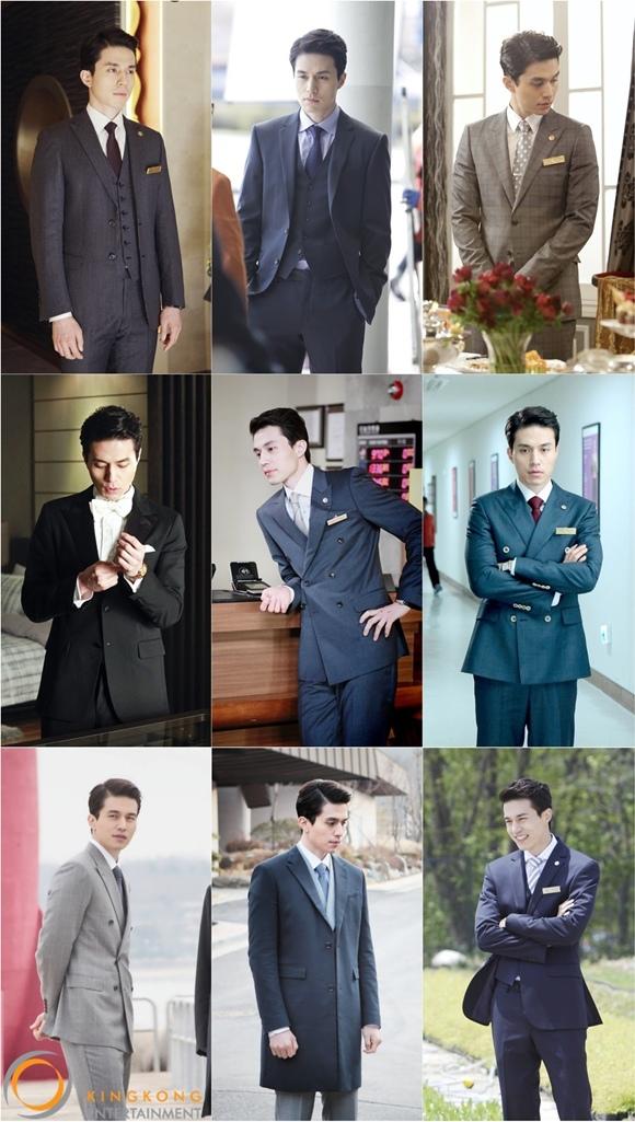 「Hotel King」李棟旭,盡顯「冰冷都市男」魅力的西裝..背後隱藏的秘密?