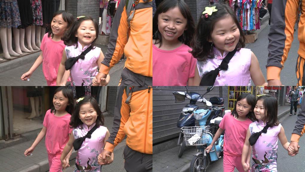 《爸爸我們去哪兒》香港旅行 尹民秀父子中文實力不俗 _2