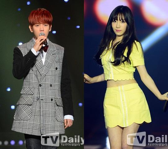SM娛樂官方首度承認!少女時代太妍與EXO伯賢交往中