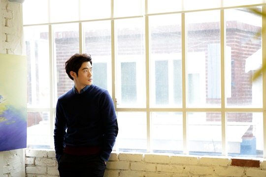 《Golden Cross》金康宇專訪:拍戲越來越有趣 _3