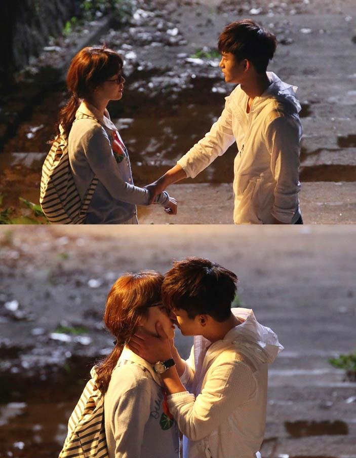 《高校處世王》預告 徐仁國李荷娜初吻定下三角關係基調