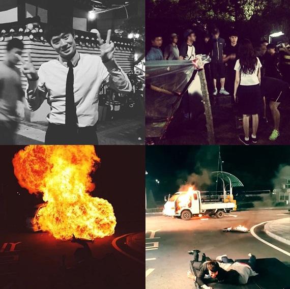 「Reset」千正明,公開與眾不同的拍攝現場「引關注」