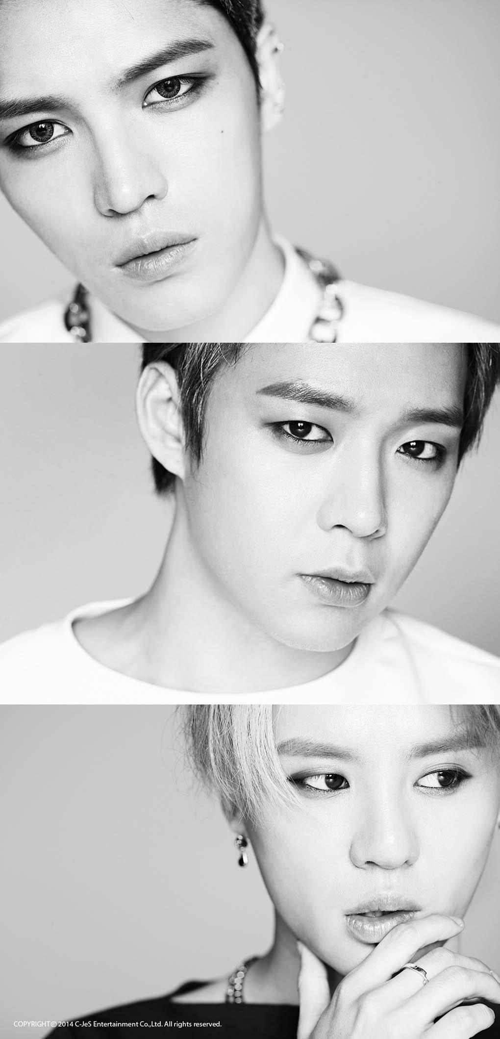 JYJ本月29日發行正規專輯《JUST US》