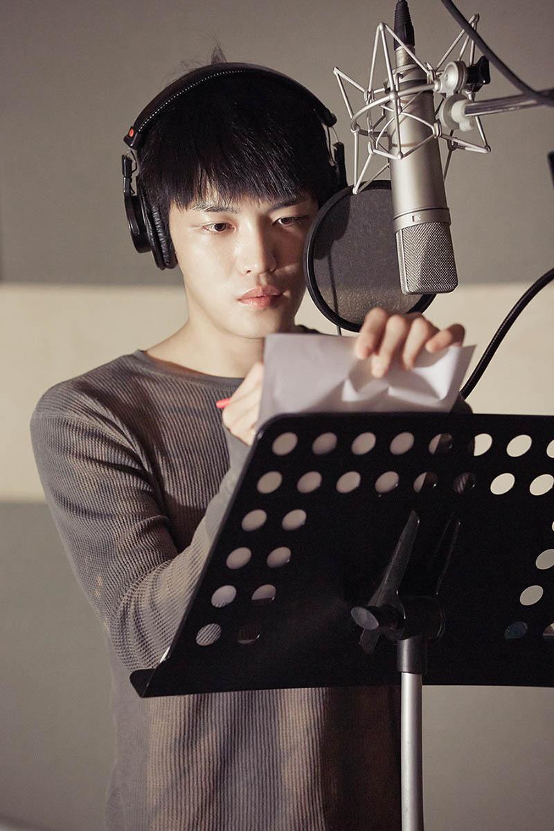 《Triangle》金在中再度作詞 OST《偶然》反響熱烈 _2