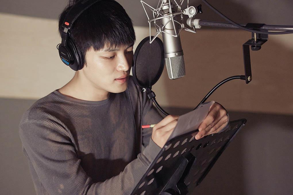 《Triangle》金在中再度作詞 OST《偶然》反響熱烈 _1