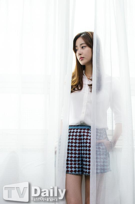 姜素拉專訪:渴望愛情的小女生 _3