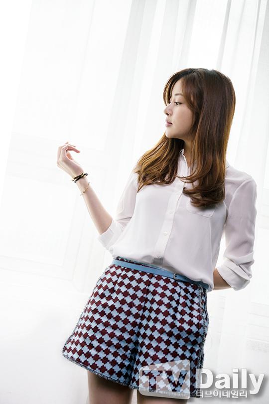 姜素拉專訪:渴望愛情的小女生 _2