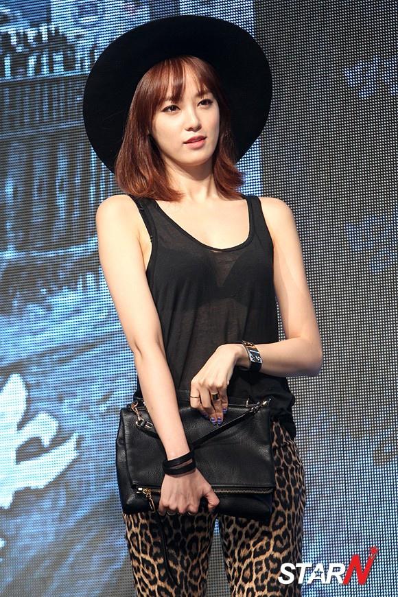 After School珠妍,客串「Hotel King」..出演人氣明星蔡媛一角