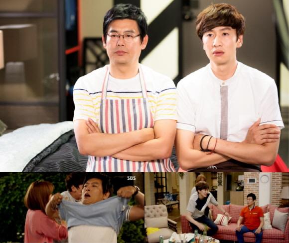「沒關係,是愛情啊」成東日-李光洙,惟妙惟肖的演技 「完美搭檔」