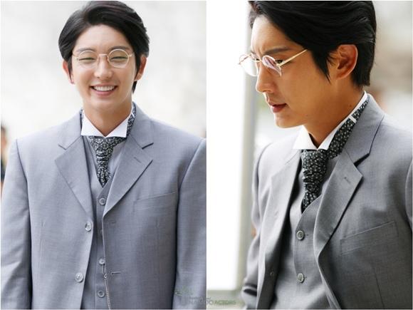 「朝鮮搶手」李准基,戲內戲外完全不同的感覺「特級演員」