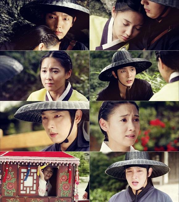 「朝鮮搶手」李凖基-南相美,悲痛的離別..他們的未來是?