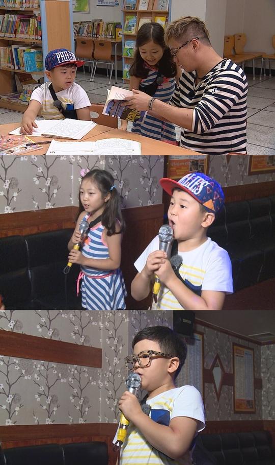 韓《爸爸》世允尹厚別暑假 玩耍不誤學習