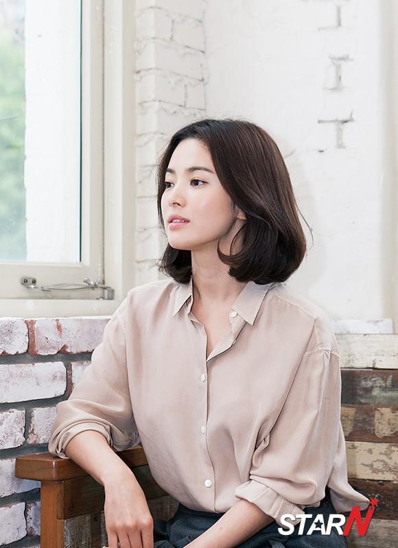 宋慧喬接受采訪 表示最想和車太賢再攜手合作