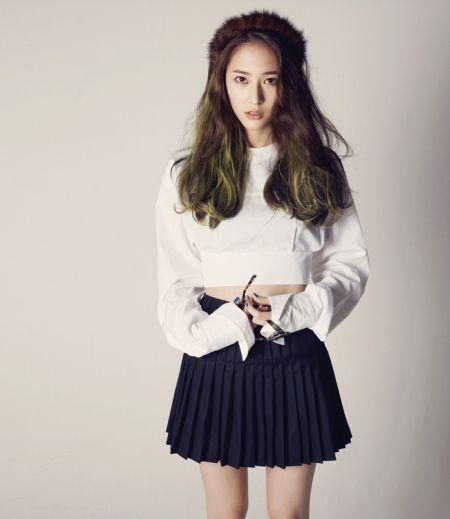 韓娛每週一星:Krystal依然可愛的那個她_1