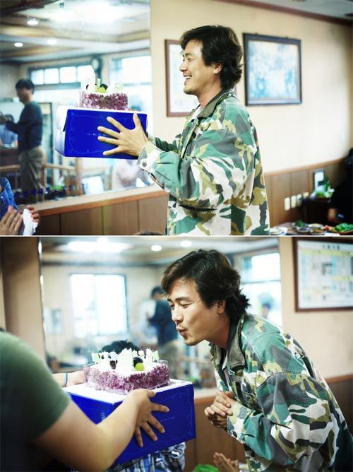 《我人生的春天》甘宇成濟州島慶44歲生日