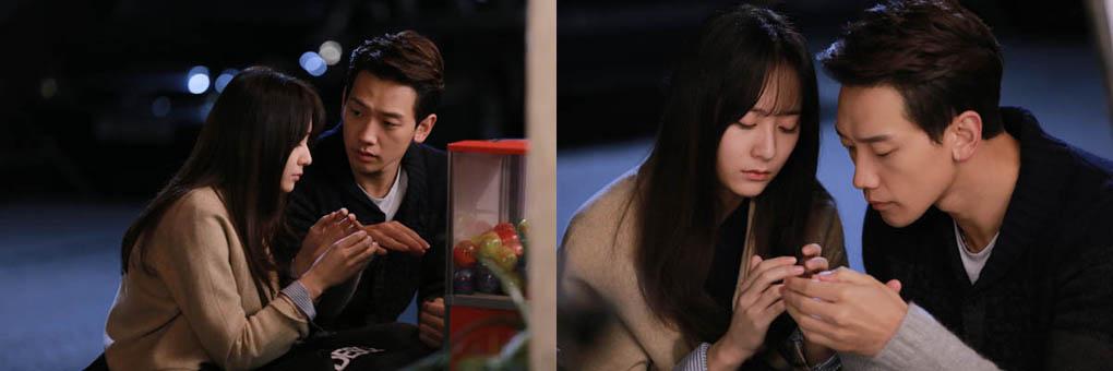 《對我而言可愛的她》曝花絮照 Rain、Krystal甜蜜似情侶 _1