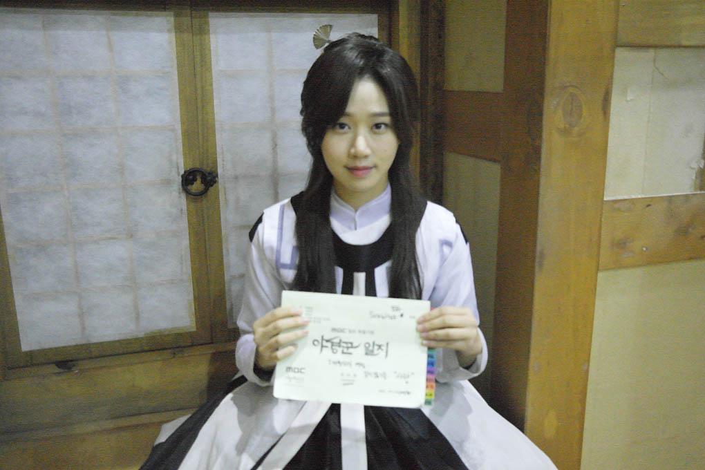 高勝熙發表《巡夜人日誌》劇終感想 感謝桃夏角色
