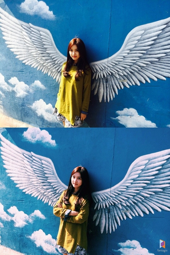 「詐欺遊戲」金素恩,變身可愛天使..清純美貌「引人矚目」