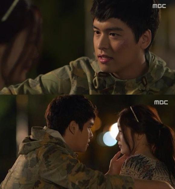 「薔薇色戀人們」李章宇,甜甜的眼神+青澀的親吻 「心跳警報」