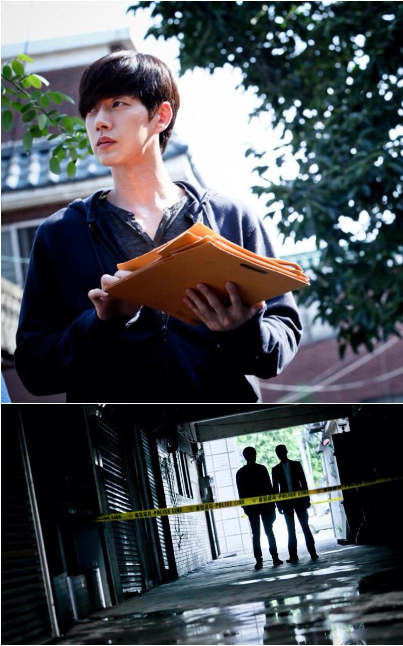 《壞傢伙們》朴海鎮開始追捕連環殺人犯 _1