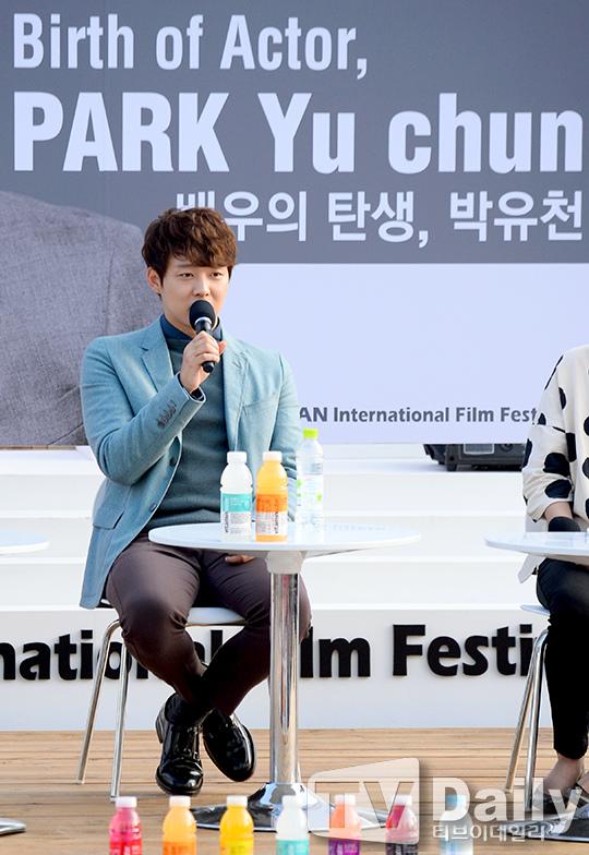 JYJ朴有天出席Open Talk「演員的誕生,朴有天」 _7