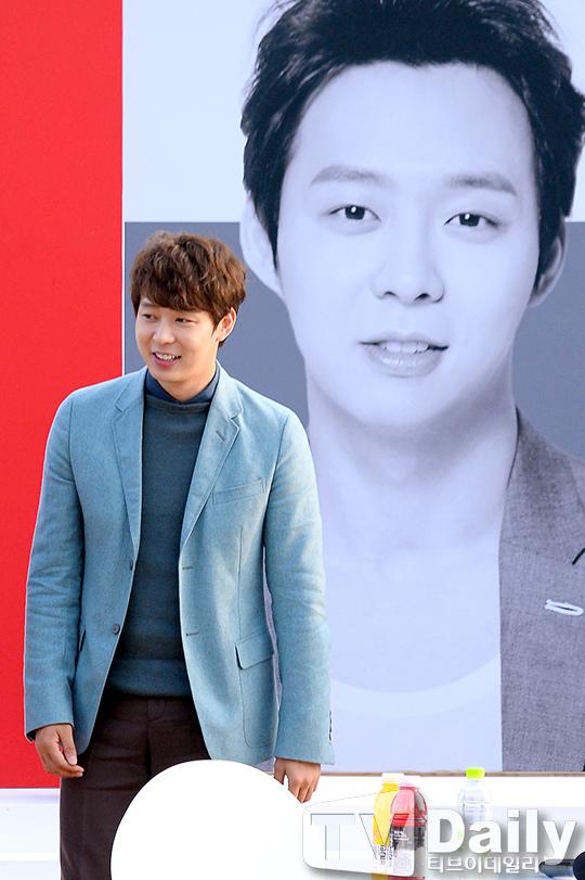 JYJ朴有天出席Open Talk「演員的誕生,朴有天」 _3