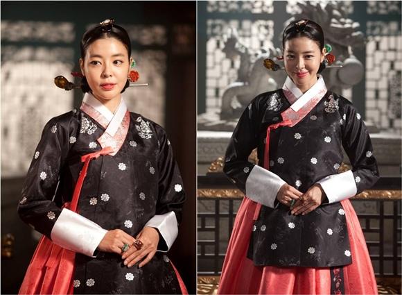 「王的面孔」金奎吏,公開首次拍攝現場..清純+妖嬈充滿魅力